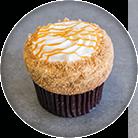 gluten free caramel cheesecake